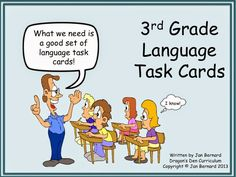Dragon's Den Curriculum: Goofy Grammar!
