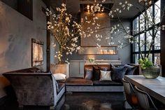 The Netherlands / Private Residence / Green Room / Eric Kuster / Metropolitan Luxury