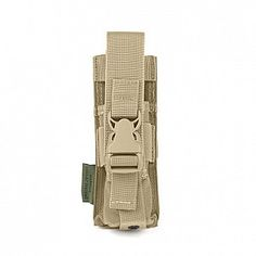 Warrior Small to Medium Torch Pouch Tan Price: £ 5.94 inc VAT