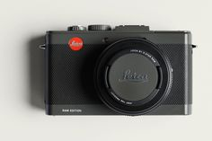 Leica D-Lux 6 'RAW' Edition