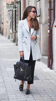 Style by Three: SUIT UP!