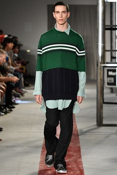 The Top Menswear Trends of Spring 2017