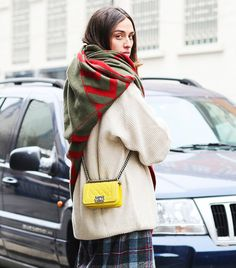 @Who What Wear - Click through to see why we are obsessing over this tiny accessory that's quickly becoming a street style star and shop our favorite picks!