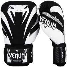 Muay Thai gloves martial arts - mma gear Venum Impact Boxing Gloves - Dark Camo/Sand