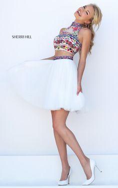 Sherri Hill 50140 Dress - MissesDressy.com