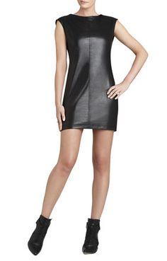BLACK Black CASUAL - Karlee Zippered Shoulders Dress