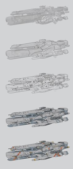 long time no see guys Spaceship Art, Spaceship Design, Concept Ships, Concept Art, Ship Sketch, Starship Concept, Sci Fi Spaceships, Capital Ship, Sci Fi Ships