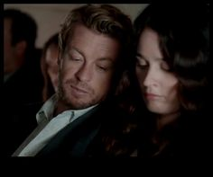 Jane & Lisbon - The Mentalist