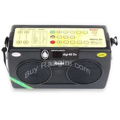 Radel Digi 60 Electronic Tabla 2012 (PDI-AAG) by Radel at buyRaagini.com. $149.00. Taalmala Digi-60 - The first MIDI compatible Indian musical instrument The digi-60 is a state-of-the-art digital musical instrument that has been designed by the pioneers in Indian electronic musical instruments. This instrument has stunningly realistic sampled natural tabla sound along with sophisticated features unmatched by any other model of electronic tabla.  **[PACKAGE CONTAINS: Digi-60...