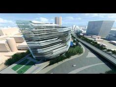 Zaha Hadid Architects   Innovation Tower