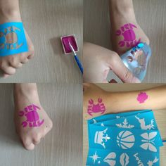 Why Use face paint Stencils? | Sandy Zhang | Pulse | LinkedIn