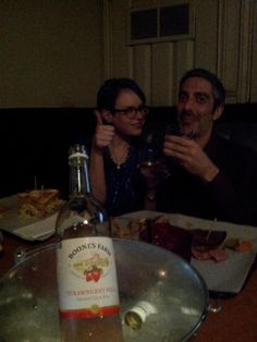 Valentines day with your love and Boones Farm