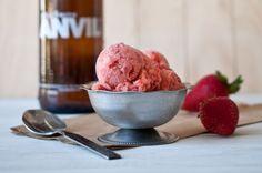 Strawberry Beer Sorbet | Tasty Kitchen: A Happy Recipe Community!