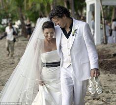 Shania's wedding