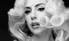 """""""Lady Gaga by Marco Grob. (2010, new outtake) """""""