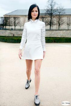 Leigh Lezark / les Tuileries / Paris