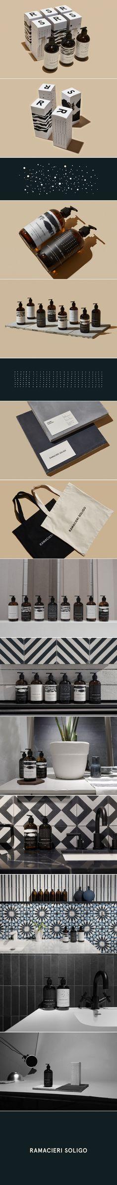 Ramacieri Soligo Adds Handsoap To Collection — The Dieline | Packaging & Branding Design & Innovation News