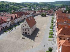 Город-заповедник Бардеёв,Словакия.