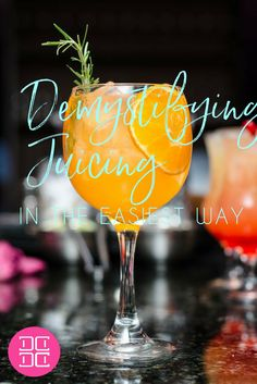 Juicing is my passion. So when it comes to demystifying,i am an expert of it. Let me share with you some tips that will help you lessen food wastage.