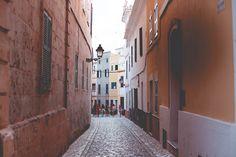 El objetivo de María: Postales de Menorca #parte1