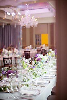Our stunning Boston Ballroom overlooking the Boston Public Garden   Photo Courtesy: ClickImagery.com  #WeddingWednesday