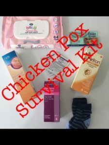Chicken Pox: The Survival Kit