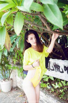 超美性感嫩模夏茉GIGI比基尼写真套图【63P】
