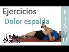 Estiramientos musculares en la prevención de la lumbalgia (lumbago). Importancia y técnicas de estiramiento   Fisioterapia Online #saludlumbago #dolorlumbar