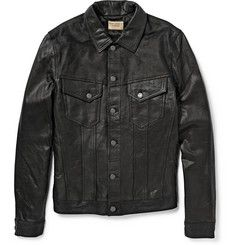 Nudie Jeans Perry Leather Jacket