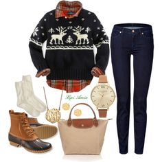 """Winter Ready."" by xipiamin on Polyvore"