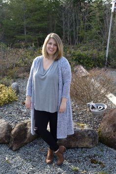b21801e94b5f3 My last pregnancy I started wearing maternity clothes early because I was  just so excited to be preg…