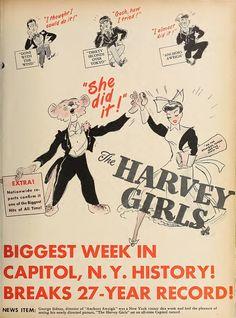 Judy Garland - The Harvey Girls