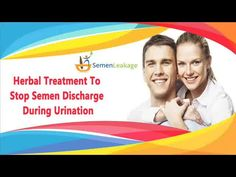 Dear friend in this video we are going to describes about herbal treatment to stop semen discharge during urination.  You can find more details about NF Cure and Shilajit capsules at http://www.semenleakage.com/natural-treatment-for-semen-with-urine.htm If you liked this video, then please subscribe to our YouTube Channel to get updates of other useful health video tutorials. Herbal Treatment To Stop Semen Discharge