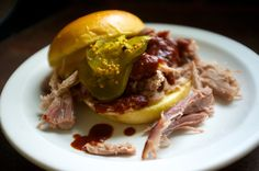 Pulled Pork with Stubbs Sauce