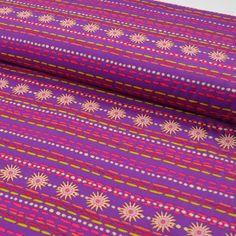 Smocking Stripe-Purple