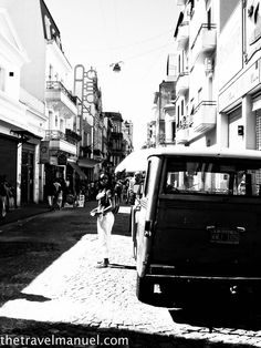 Buenos Aires in Black & White