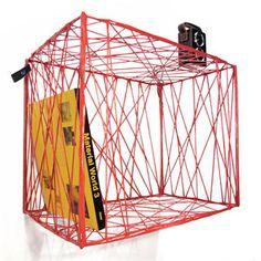 NODO Shelf Red. I NEED THIS!!