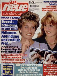 """Diana & Sarah  """"das neue"""" (Nr.42 vom 17.10.1994)"""
