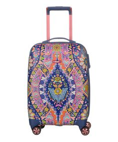 This Navy Small Travel Trolley is perfect!  zulilyfinds Travel Trolleys b6fef6a446392