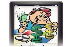 WSJ: financial literacy games for kids