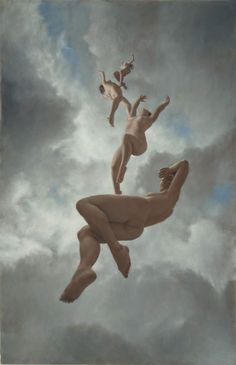 Falling from Grace ~ artist Harry Holland