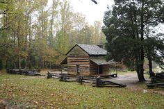 Cades Cove by cwwycoff1, via Flickr