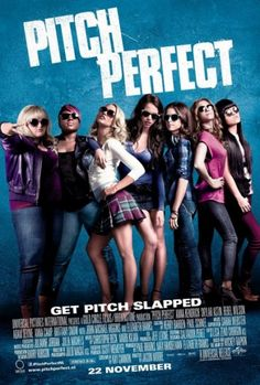 Pitch Perfect - Love Love this movie, I'm waiting for Pitch Perfect 2 ... 2015. Oh Yeahhhh!