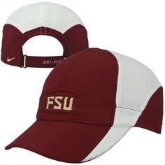 07ecdfdca Nike Florida State Seminoles (FSU) Ladies Performance Featherlight  Adjustable Hat - Garnet -  23.95