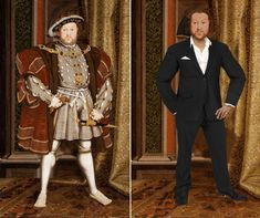 Shakespeare the hipster, Elizabeth the career woman and Henry the suave gent: Famous historical figures given 21st-century makeover