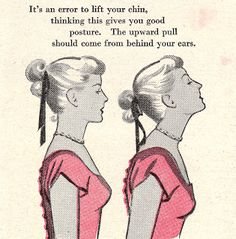 Vintage Scans: Health and Beauty