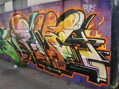 Rime MSK AWR SeventhLetter LosAngeles Graffiti Art   Flickr - Photo Sharing!