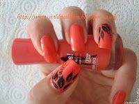 Wild Rose's Nails: Shoulders, Knees And Toes