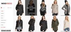 WooPress Wordpress, Coat, Jackets, Fashion, Down Jackets, Moda, Sewing Coat, Fashion Styles, Peacoats