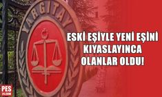 ESKİ EŞİYLE YENİ EŞİNİ KIYASLAYINCA OLANLAR OLDU! - Pes24